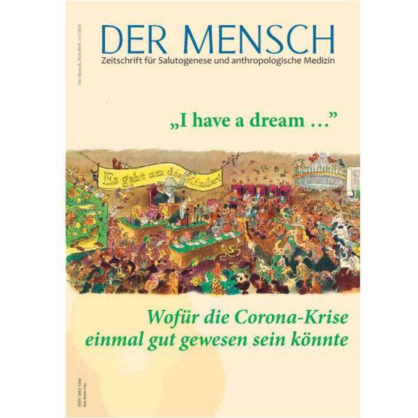 """Mensch 60 """"I have a dream"""""""
